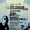 ITF Italia DJ CHAMPIONSHIP 2006