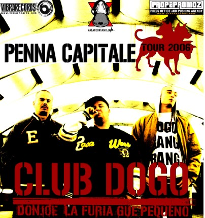 Club Dogo - Penna Capitale Tour @ Astoria - JamIt