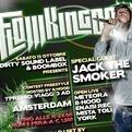 Jack the smoker live @ Castel Mella