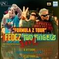 Two Fingerz, Fedez e Power francers live @ Luna rossa