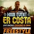 Er Costa live + Honiro freestyle battle