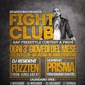 Fight club - rap freestyle contest