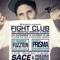 Fight club - Rap freestyle contest @ Roma