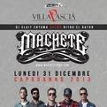 Capodanno 2013 - Machete party