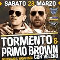 Primo + Tormento live @ Padova