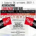 Inaugurazione sala prove Associazione Lorenzo @ Milano