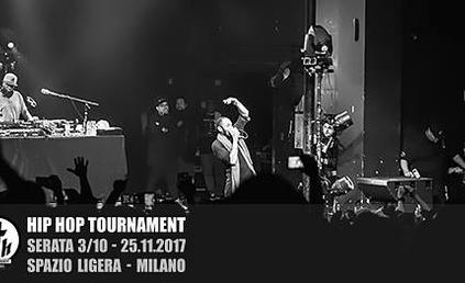 Hip Hop Tournament @Milano