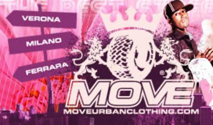 designer fashion 1e584 dd5c1 Move Urban Clothing - Milano - Abbigliamento hip hop - JamIt